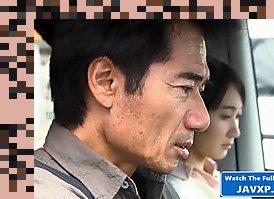 Japanische Ehefrau Cheat Boss