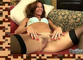 hairy mature milf getting fucked